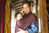 Maja z tata